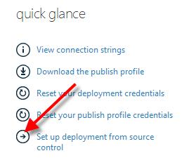 ASP NET MVC Deployments to Azure via GitHub | Geeky Tidbits